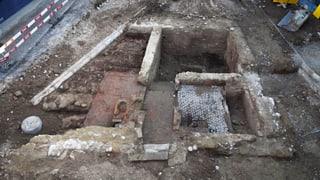 Hier haben sich die Zofinger ab 1545 gewaschen