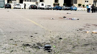 Blutige Anschläge in Syrien mit vielen Toten