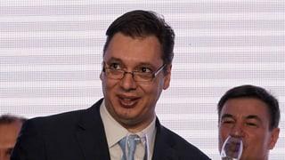 Ein geläuterter Nationalist will Serbien reformieren