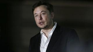 Tesla-Chef Elon Musk sorgt für Wirbel