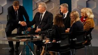Island nach der Wahl: Sieben Parteien und ein Rücktritt