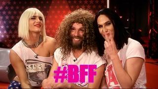 #BFF, #rocknroll und #alphorn