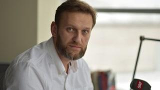 Putin-Kritiker Nawalny will Präsident werden