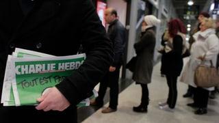 Die neueste «Charlie Hebdo» ist ausverkauft