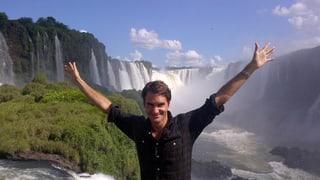 Federer in Südamerika: Grosse Reise mit grossen Persönlichkeiten