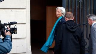 IWF-Chefin von französischen Ermittlern vernommen