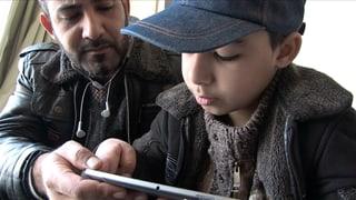 Video «Syrien: Todesfahrt übers Mittelmeer» abspielen