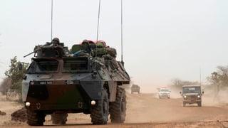 Französische Truppen stehen vor Kidal