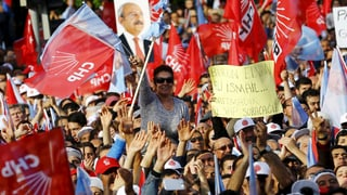 Erdogan nimmt nächste Partei ins Visier