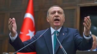 Erdogan ist Präsidentschaftskandidat