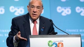 OECD lanciert Grossangriff auf Steuerflüchtlinge