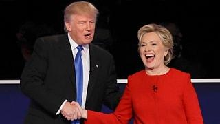 Clinton vs. Trump: Die besten Sprüche