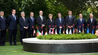 EU-Gipfel will Juncker als Präsidenten
