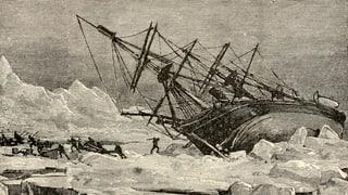 Die Arktis-Expeditionen der letzen 200 Jahre