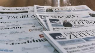 AZ Medien und NZZ führen ihre Regionalzeitungen zusammen
