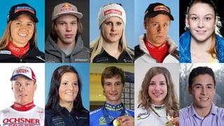 Wer wird Nachwuchs-Athlet des Jahres?