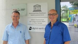 Kanti Solothurn wird Kompetenz-Zentrum für «Geo-Daten»