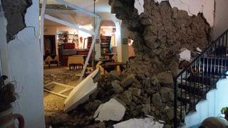 Warum auch nach leichten Beben in Italien Häuser einstürzen