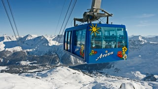 Arosa/Lai è nominà per il «Swiss Mountain Award»