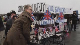 Video «Grossmachtallüren – Ein Historiker reklamiert den Sonderfall» abspielen