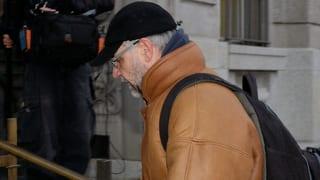 Whistleblower Rudolf Elmer drohen dreieinhalb Jahre Gefängnis