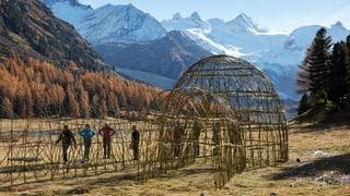 Dal Himalaia en l'Engiadina – il reservuar da glatsch