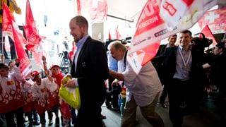 Schweizer WM-Helden euphorisch empfangen