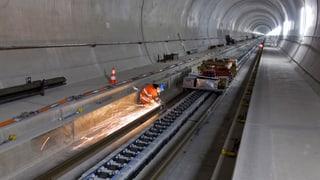 Ansturm auf Billette für erste Gotthard-Durchfahrt