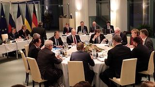 Putin gibt grünes Licht für Truppenabzüge in Ostukraine