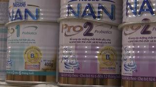 Nestlé und sein Milchpulver: Eine Erfolgs- und Leidensgeschichte