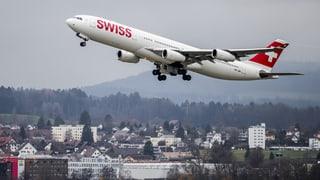 Fluglärm-Gegner verstärken Lobbying in Bundesbern