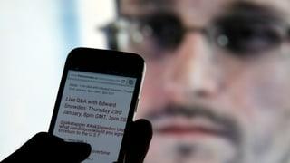 Snowden wirft NSA Wirtschaftsspionage vor