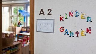 Deutsche Kindergarten-Lehrerinnen müssen wohl in Mundart-Kurse