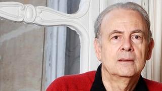 Patrick Modiano erhält den Literaturnobelpreis 2014