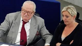 Front National schliesst Jean-Marie Le Pen aus