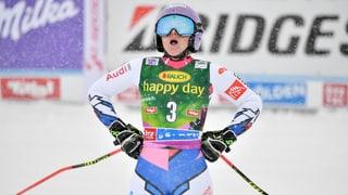 Tessa Worley gudogna slalom gigant a Sölden
