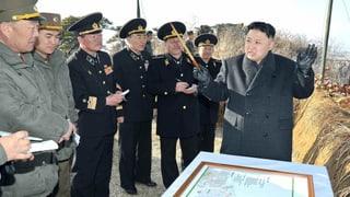Nordkorea erklärt den «Kriegszustand» mit Südkorea