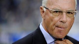 Fifa-Ethikkommission erhebt Anklage gegen Franz Beckenbauer