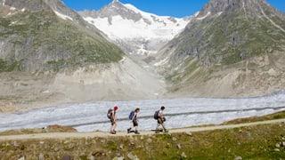 Massiver Eisverlust wegen Hitzesommer