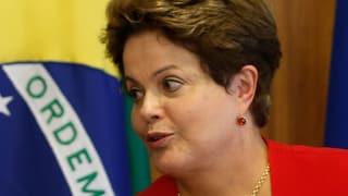«Kritik an Präsidentin Dilma Rousseff ist nicht fair»
