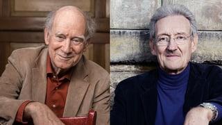 Runde Geburtstage: Haller und Hohler werden 70