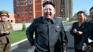 Die rätselhaften Erscheinungen des Kim Jong Un