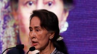 Aung San Suu Kyi verliert Menschenrechtspreis