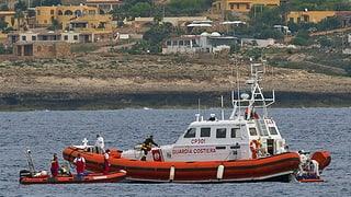 Rom startet Mission «Sicheres Meer»