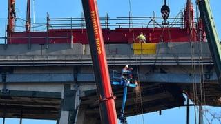 Jetzt beginnt Abriss der Unglücks-Brücke