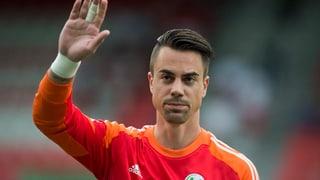 Goalie im Glück: Diego Benaglio wird wieder Papa