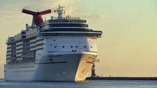 Stinkende Kreuzfahrtschiffe: Ferien auf Kosten der Umwelt
