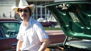 Matthew McConaughey, ein heisser Anwärter auf den Oscar