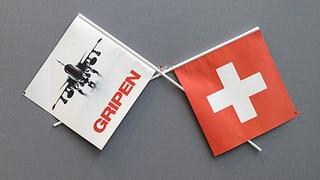 Braucht die Schweiz den Gripen?