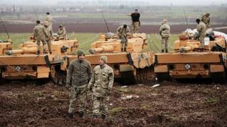 Türkei droht mit Ausweitung der Offensive gegen Kurden